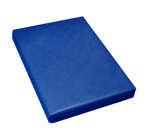 包装紙:ネイビー